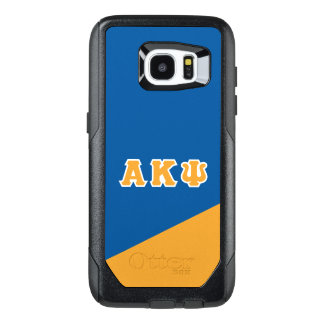 Alpha Kappa Psi | Greek Letters OtterBox Samsung Galaxy S7 Edge Case