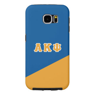 Alpha Kappa Psi | Greek Letters Samsung Galaxy S6 Cases