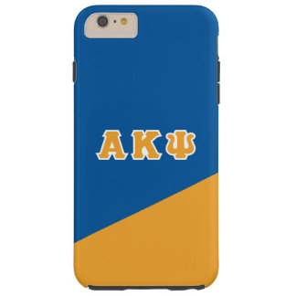 Alpha Kappa Psi | Greek Letters Tough iPhone 6 Plus Case