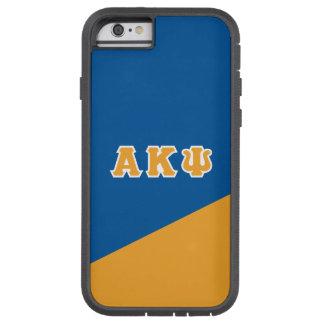 Alpha Kappa Psi | Greek Letters Tough Xtreme iPhone 6 Case