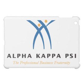 Alpha Kappa Psi Name and Logo iPad Mini Covers