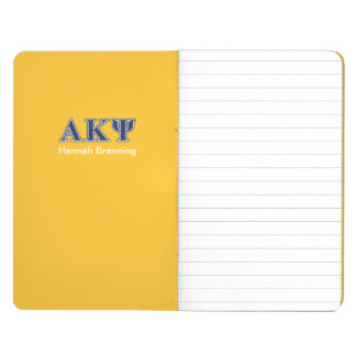 Alpha Kappa Psi Navy Letters Journal