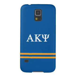 Alpha Kappa Psi | Sport Stripe Case For Galaxy S5