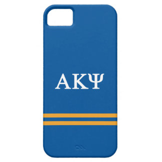 Alpha Kappa Psi | Sport Stripe iPhone 5 Cases
