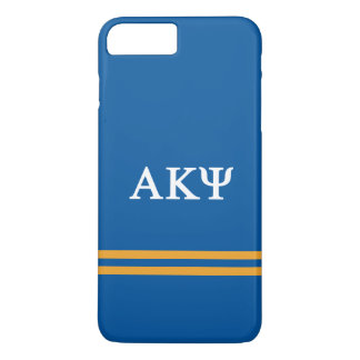 Alpha Kappa Psi | Sport Stripe iPhone 8 Plus/7 Plus Case