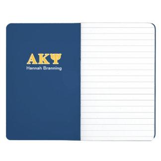 Alpha Kappa Psi Yellow Letters Journal