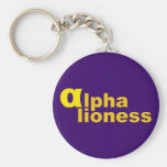 alpha lioness schlüsselbänder