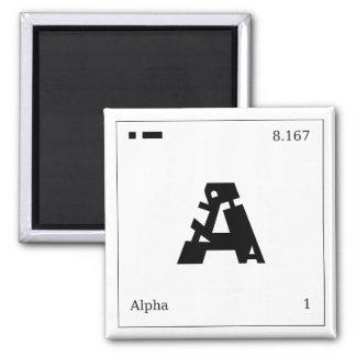 Alpha Magnet