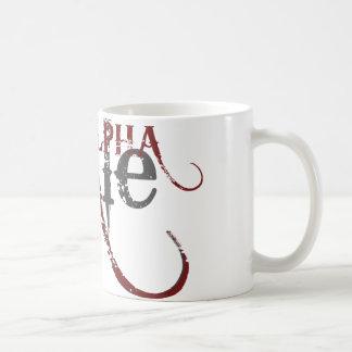 Alpha Male Coffee Mug