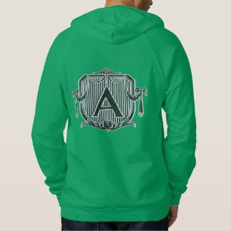 Alpha Monogram Hoodie