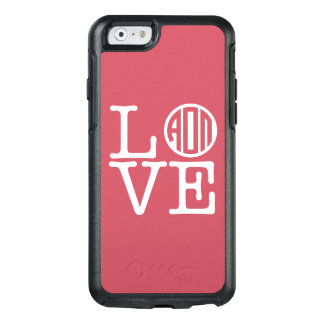 Alpha Omicron Pi Love OtterBox iPhone 6/6s Case
