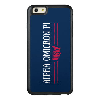 Alpha Omicron Pi USA OtterBox iPhone 6/6s Plus Case