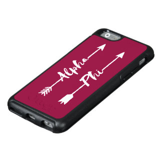 Alpha Phi | Arrows OtterBox iPhone 6/6s Case