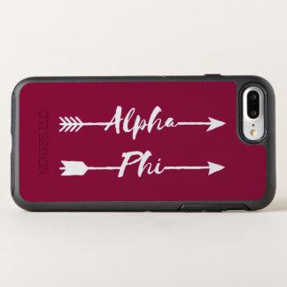 Alpha Phi | Arrows OtterBox Symmetry iPhone 8 Plus/7 Plus Case