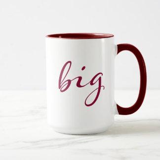 Alpha Phi | Big Script 2 Mug