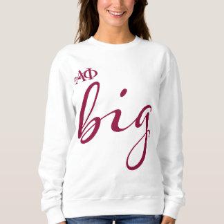 Alpha Phi | Big Script Sweatshirt