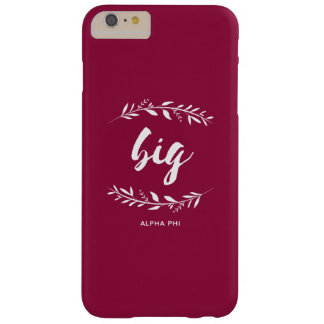 Alpha Phi | Big Wreath Barely There iPhone 6 Plus Case