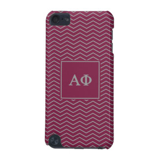 Alpha Phi | Chevron Pattern iPod Touch (5th Generation) Cases