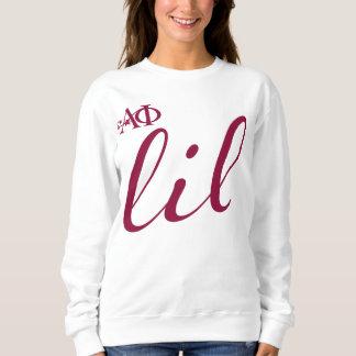 Alpha Phi | Lil Script Sweatshirt