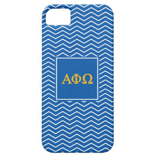 Alpha Phi Omega | Chevron Pattern Case For The iPhone 5