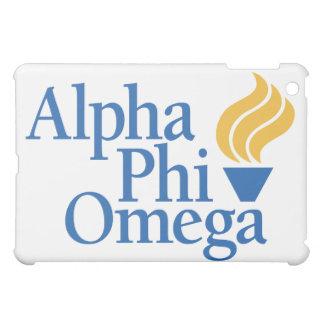 Alpha Phi Omega Color - Torch iPad Mini Cases
