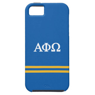 Alpha Phi Omega | Sport Stripe iPhone 5 Case