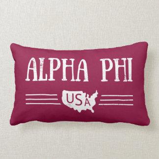 Alpha Phi USA Lumbar Cushion