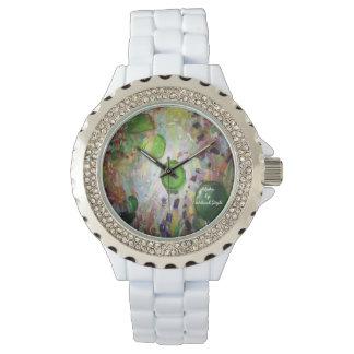 Alpha Rhinestone Watch