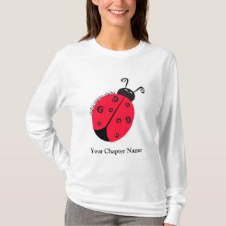 Alpha Sigma Alpha Ladybug T-Shirt