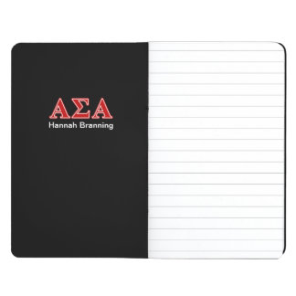 Alpha Sigma Alpha Red Letters Journal