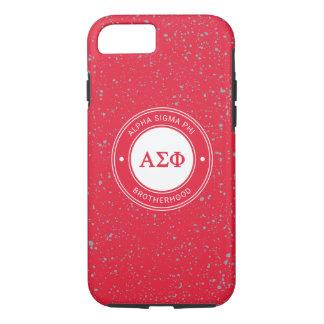 Alpha Sigma Phi | Badge iPhone 8/7 Case