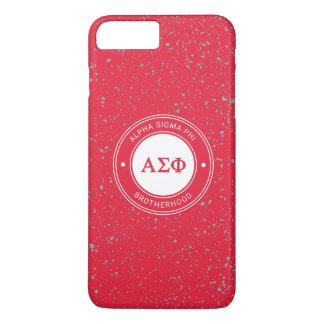 Alpha Sigma Phi | Badge iPhone 8 Plus/7 Plus Case