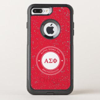 Alpha Sigma Phi | Badge OtterBox Commuter iPhone 8 Plus/7 Plus Case