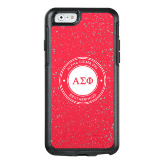 Alpha Sigma Phi | Badge OtterBox iPhone 6/6s Case