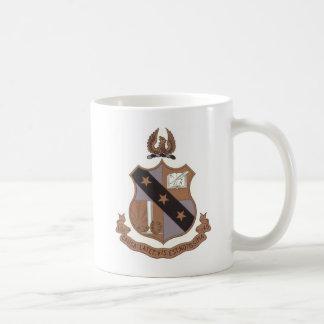Alpha Sigma Phi Crest Coffee Mug