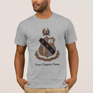 Alpha Sigma Phi Crest T-Shirt