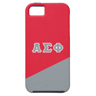 Alpha Sigma Phi | Greek Letters iPhone 5 Cover