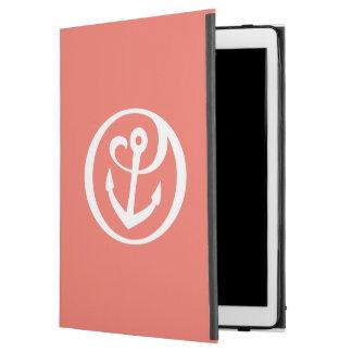 """Alpha Sigma Tau Anchor Mark 2 iPad Pro 12.9"""" Case"""