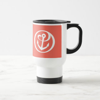 Alpha Sigma Tau Anchor Mark 2 Travel Mug