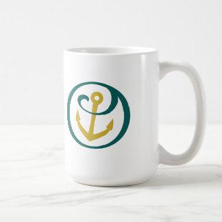 Alpha Sigma Tau Anchor Mark Coffee Mug