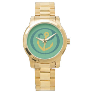 Alpha Sigma Tau Anchor Mark Watch