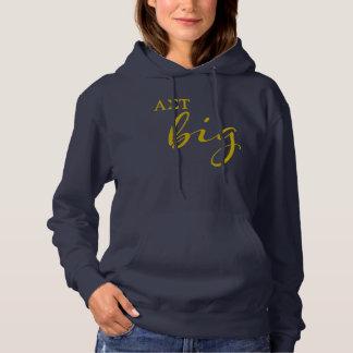 Alpha Sigma Tau Big Script Hoodie