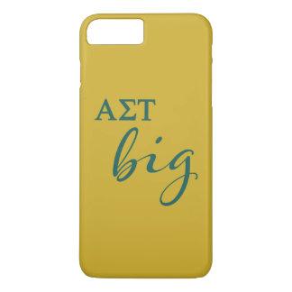 Alpha Sigma Tau Big Script iPhone 8 Plus/7 Plus Case