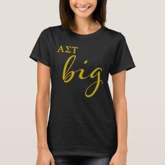 Alpha Sigma Tau Big Script T-Shirt