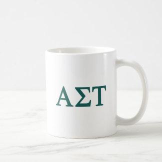 Alpha Sigma Tau Lil Big Logo Coffee Mug