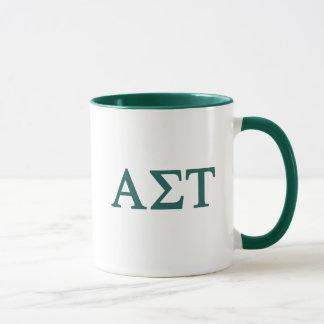 Alpha Sigma Tau Lil Big Logo Mug
