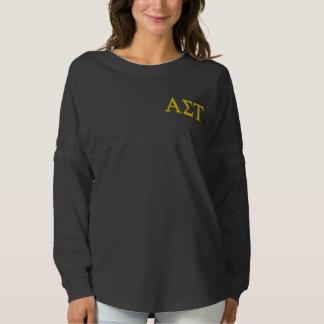 Alpha Sigma Tau Lil Big Logo Spirit Jersey