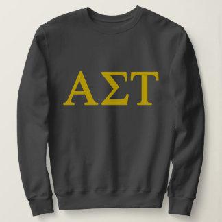Alpha Sigma Tau Lil Big Logo Sweatshirt