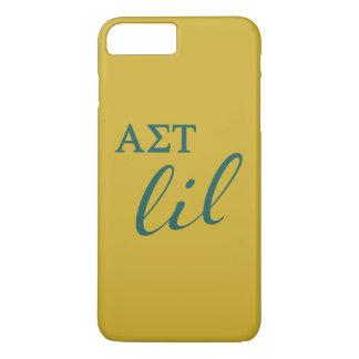 Alpha Sigma Tau Lil Script iPhone 8 Plus/7 Plus Case