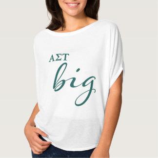 Alpha Sigma Tau Lil Script T-Shirt